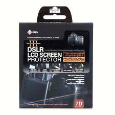 GGS III Rigid Optical Glass LCD Screen Protector for Canon Eos 7D Camera, GGS 7D