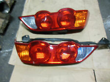 JDM ACURA RSX TAIL LIGHT OEM DC5 TAIL LIGHTS RSX TYPE R TAIL LIGHT