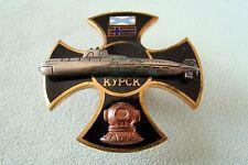 Russisches Abzeichen - U-Boot Kursk - russische & norwegische Spezialtaucher