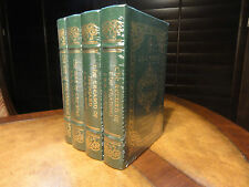 Easton Press HISTORY OF THE LORD OF THE RINGS 4 vol Tolkien SEALED