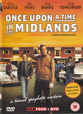 ONCE UPON A TIME IN THE MIDLANDS 2 DISC SHANE MEADOWS ROBERT CARLYLE DVD EXCELNT