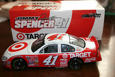 JIMMY SPENCER 2002 TARGET  DODGE INTREPID R/T 1/24 ACTION DIECAST CAR. NASCAR