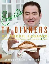 Emeril's TV Dinners: Kickin' It Up a Notch with Recipes from Emeril Li-ExLibrary
