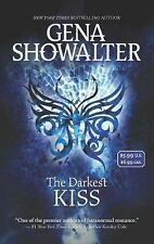 Lords of the Underworld: The Darkest Kiss by Gena Showalter (2013, Paperback
