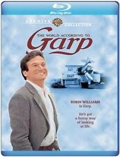 THE WORLD ACCORDING TO GARP (Robin Williams)  -  Blu Ray - Sealed Region free