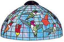 "Worden 16"" Hummingbird T Pattern (w/filigree) for Molded Lamp GF1633"