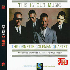 This Is Our Music [Remaster] by Ornette Coleman (CD, Jul-2005, Warner Jazz)