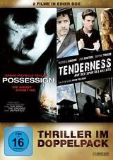 2 Filme in einer Box Possession und Tenderness Doppel Thriller Neu OVP in Folie