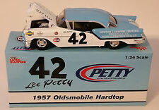1/24 Lee Petty #42 1957 Olds Hardtop Newton & Chappell 1 of only 1002 produced