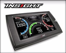 Edge Insight CTS Programmer Diesel 83830 1996-2015 OBD2 OBDII gauge package