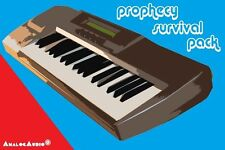 *** KORG PROPHECY Survival Pack - NEW STUDIO PATCHES / SOUNDS