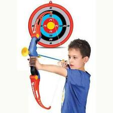 KING SPORT ARCHERY BOW & ARROW SET SUPER TOXOPHILY SET CHILDREN KIDS TARGET TOY