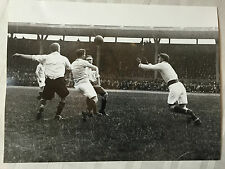 photo press football France-Angleterre 1921    426