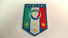 New ITALIA Italian Flag Iron On Cloth Patch Italy