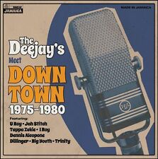 Deejays Meet Down Town 1975-1980  NEW VINYL LP £10.99 VOICE OF JAMAICA