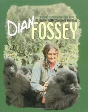 Dian Fossey: Home WGorillas (Gateway Greens)-ExLibrary