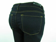 J BRAND 835 CAPRI CROP SKINNY LEG Mid Rise Women Jeans SZ 29 IN INK DARK BLUE