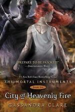 City of Heavenly Fire (The Mortal Instruments) Clare, Cassandra