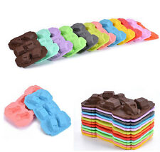 Cute Mini Car Silicone Mold Fondant Cake Chocolate Decorating Baking Tools Mould