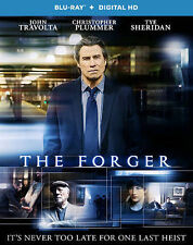 The Forger John Travolta (Blu-ray Disc, 2015) Blu-Ray only *READ*