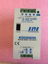 RLH-D-ACDC-120-48-01 RLH Ind Power Supply 110-240VAC 120-330VDC to 48VDC @ 2.5A