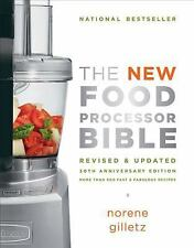 The New Food Processor Bible: 30th Anniversary Edition (Bible (Whitecap)), Noren