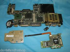 Dell Latitude C610 PP01L Laptop Original Factory Motherboard Mother Board