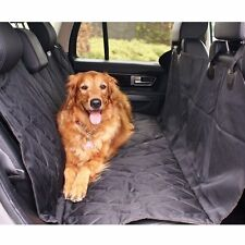 DELUXE Animal TRUCK SEAT PROTECTOR Car SUV Bench Cover Hammock Dog Cat Pet NEW
