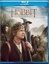 The Hobbit: An Unexpected Journey (Blu-ray Disc, 2013, 2-Disc Set, Canadian)