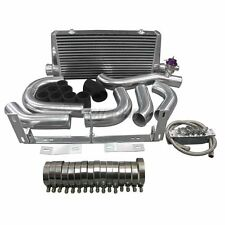 FMIC Intercooler Kit + Oil Cooler For 96-04 Ford Mustang 4.6L V8 Supercharger