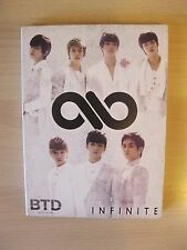 INFINITE - BTD Before The Dawn - Japan First Limited Edition A - CD + Photobook