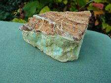 Large 268g CHRYSOPRASE Rough Unpolished Crystal Specimen 9cm x 5cm