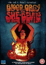 BLOOD ORGY OF THE SHE DEVILS - Uncut Version -