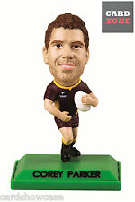 2009 Select NRL STARS COLOR FIGURINE NO.6 Corey Parker (Broncos)