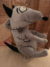 NWT FRANKENWEENIE TIM BURTON SPARKY THE DOG AFTER LIFE ACTION FIGURE PLUSH TOY