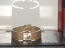 Pre-Owned Small Women's 14kt 17 Jewel Rolex Dress Watch