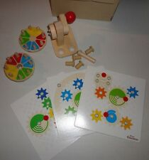 Brand New Plan Education Science Pin Wheel Accessories A Green Toy Ages 3+