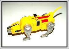 1998 Trendmaster _ Voltron _ Plastc Version _ Yellow Lion _ **Must See **