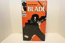 "MEDICOM MARVEL 12"" BLADE COMIC VERSION 1:6 SCALE FIGURE RAH 391 NRFB"