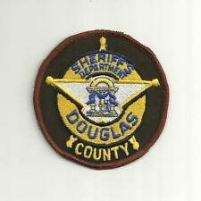 DOUGLAS COUNTY GEORGIA SHERIFF`S DEPARTMENT POLICE PATCH