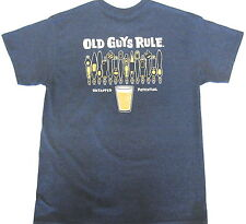 Old Guys Rule Untapped Potential 2XLarge Short SleeveTee Shirt