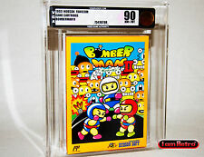 BomberMan II Nintendo FC JP NES Brand New Sealed VGA 90 Gold Mint Condition