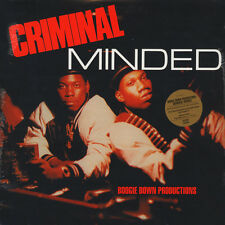 Boogie Down Productions - Criminal Minded (Vinyl 2LP - 1987 - US - Reissue)