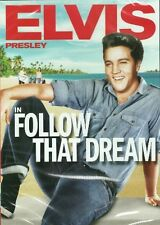 FOLLOW THAT DREAM New Sealed DVD Elvis Presley