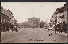 Hampshire Postcard - High Street, Andover   P693
