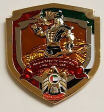 USMC Marine Security Guard Detachment MSG-Det Abu Dhabi UAE United Arab Emirates