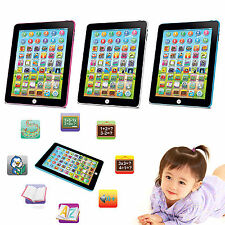 Newly Pad For Kid Children Learning English Educational Computer Mini Tablet Toy