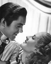Tyrone Power and Norma Shearer UNSIGNED photo - D1631 - Marie Antoinette