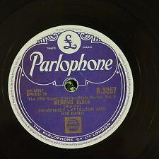 78rpm HUMPHREY LYTTELTON memphis blues / maple leaf rag