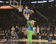 Aaron Gordon Slam Dunk Contest 2016 NBA All-Star Game Sit Chair 8x10 Photo